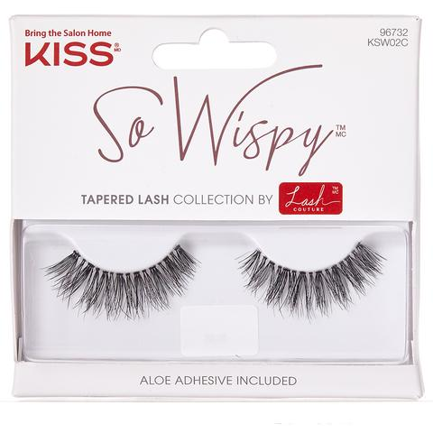 Kiss So Wispy Lashes-02 - dolanschemist.ie