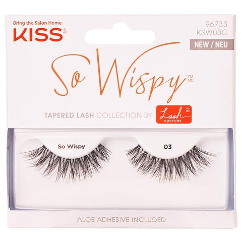 Kiss So Wispy Lashes-03 - dolanschemist.ie
