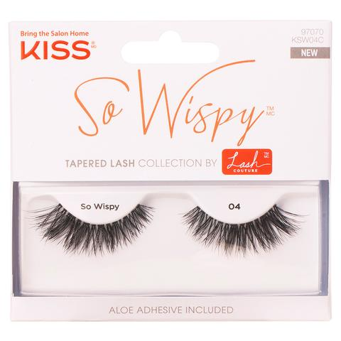Kiss So Wispy Lashes-04 - dolanschemist.ie