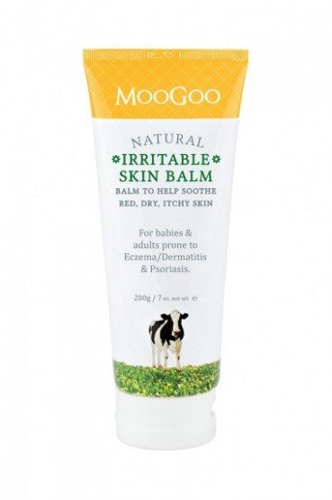 MooGoo Natural Irritable Skin Balm