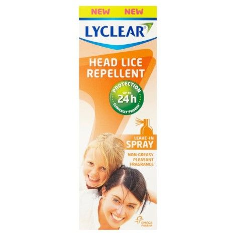 Lyclear Leave-In Spray 100ml - dolanschemist.ie