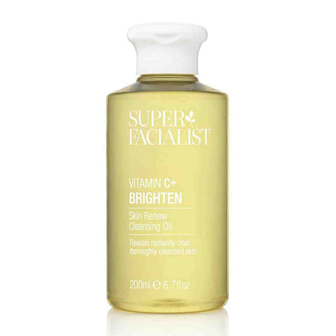 Super Facialist Vitamin C Cleansing Oil 200ml - dolanschemist.ie