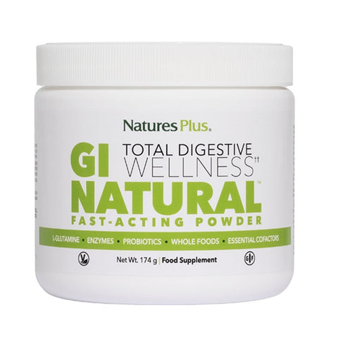 Nature Plus GI Natural Fast Acting Powder - 174g - dolanschemist.ie