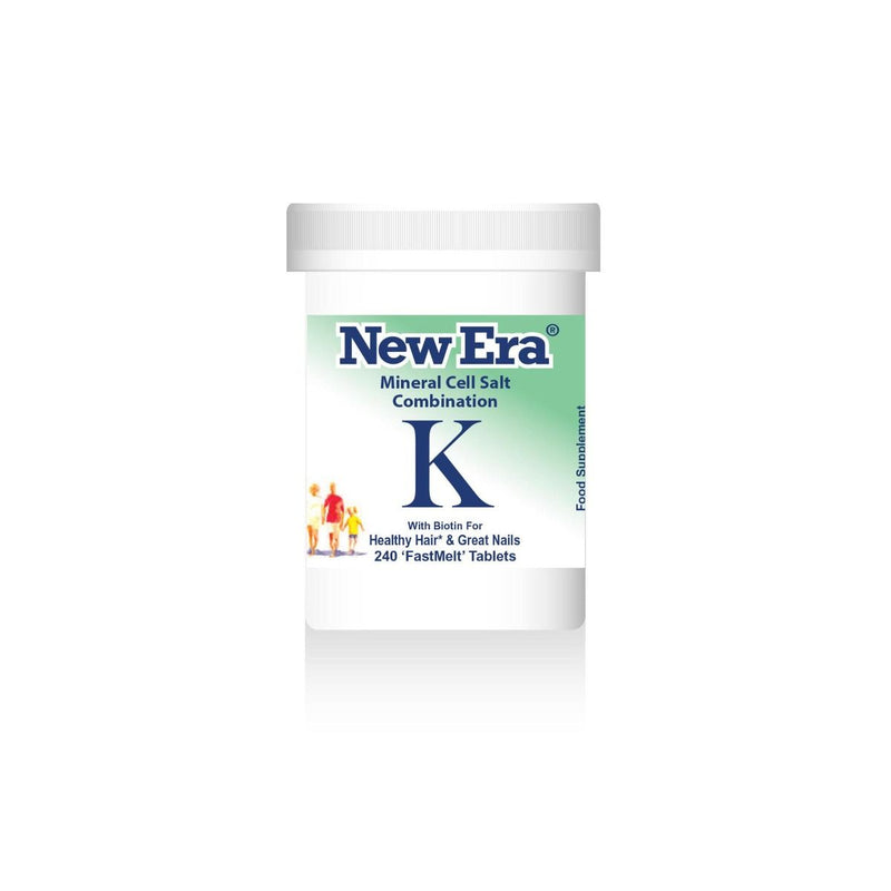 New Era Combination K - 240 Tablets