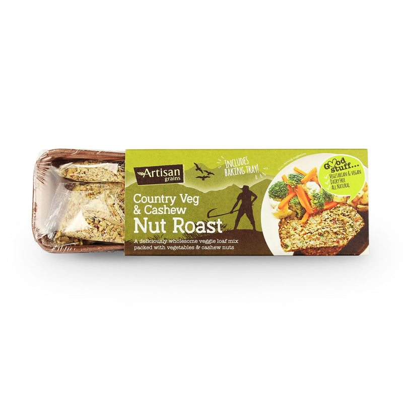 Artisan Grains Country Vegetable & Cashew Nut Roast