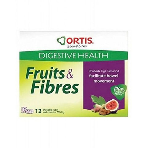 Ortis Fruits & Fibres Regular - dolanschemist.ie