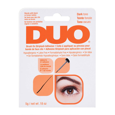 Duo Brush On Striplash Adhesive-Dark Tone - dolanschemist.ie