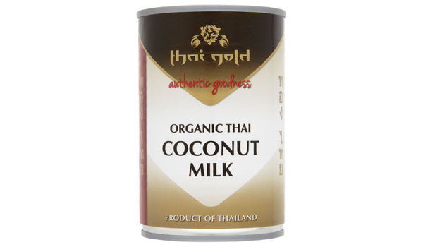 Thai Gold Organic Thai Coconut Milk