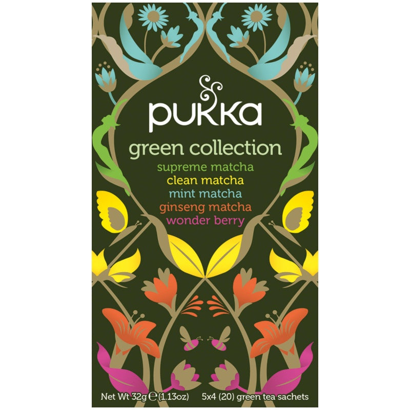 Pukka Green Collection Organic