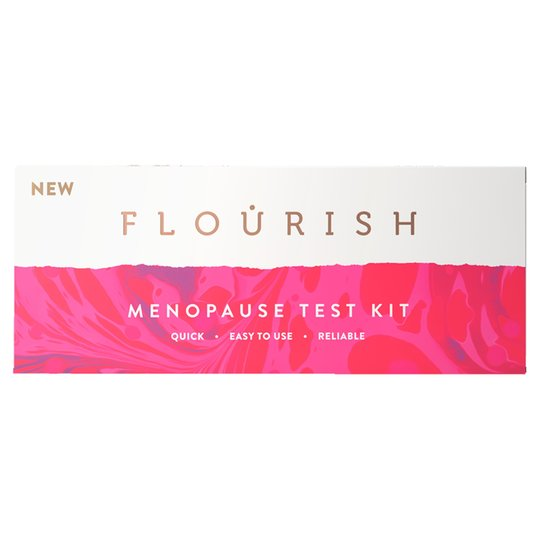 Flourish Menopause Test Kit