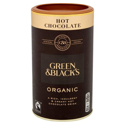 Green & Black's Organic Hot Chocolate - dolanschemist.ie