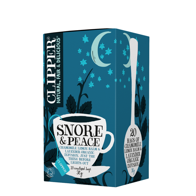 Clipper Organic Snore & Peace Tea