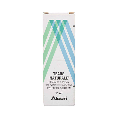 Tears Naturale Eye Drops Solution 15ml - dolanschemist.ie