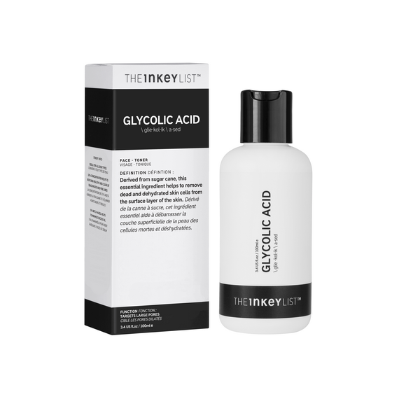 THE INKEY LIST GLYCOLIC ACID FACE TONER 100ML