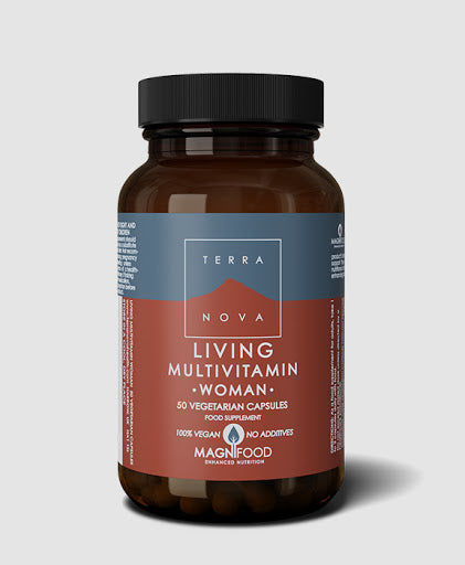 Terranova Living Multivitamin Woman 50 VegCapsules