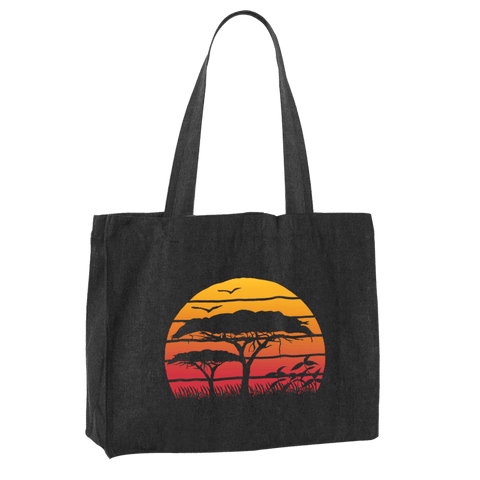 AFRICAN SUN | Shopping Bag