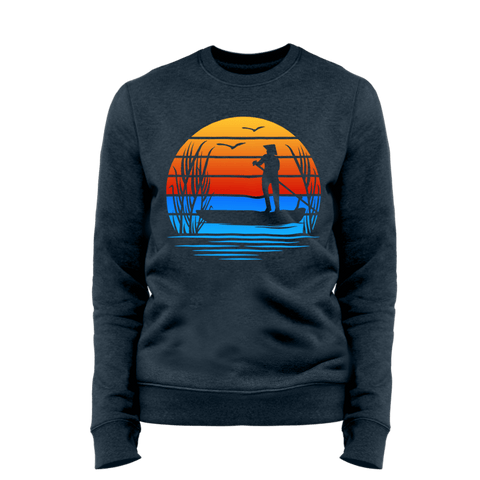 RED SUNSET - Việt Nam | Organic Sweatshirt | Unisex