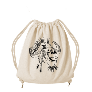 UNLEASH THE BUFFALO WITHIN | Gym Bag