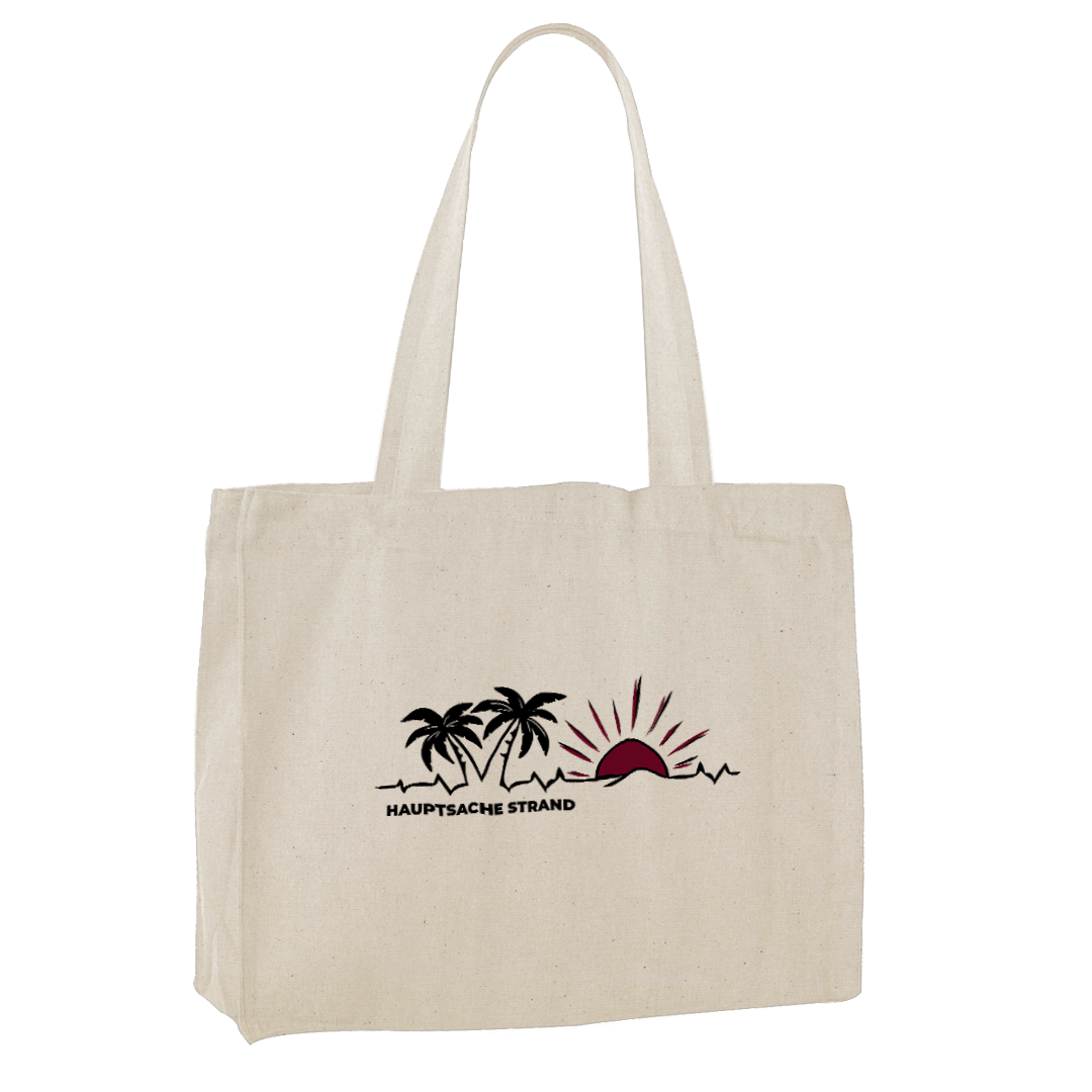 HAUPTSACHE STRAND | Shopping Bag
