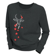 Laden Sie das Bild in den Galerie-Viewer, IMPALA PERFECT | Organic Sweatshirt | Damen