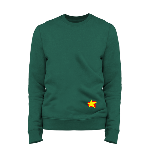 just A STAR | Organic Sweatshirt | Unisex