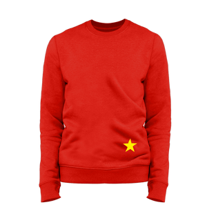 JUST VIETNAM | Bio-Sweatshirt | Damen