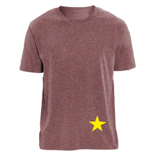 Laden Sie das Bild in den Galerie-Viewer, just A STAR | Organic T-Shirt | Herren