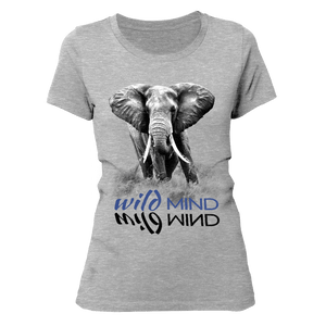 GIANT - wild MIND | Bio-Shirt | Damen