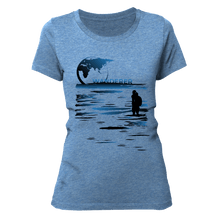 Laden Sie das Bild in den Galerie-Viewer, LONESOME WANDERER | Organic T-Shirt | Damen