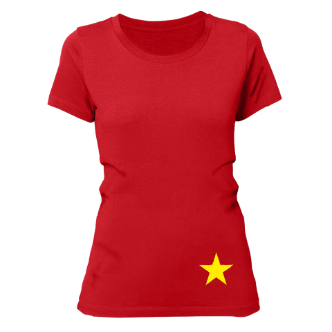 just A STAR | Organic T-Shirt | Damen