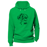 UNLEASH THE BUFFALO WITHIN | Organic Hoodie | Herren