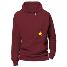 Laden Sie das Bild in den Galerie-Viewer, just A STAR | Organic Hoodie | Herren
