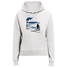 Laden Sie das Bild in den Galerie-Viewer, LONESOME WANDERER | Organic Hoodie | Damen