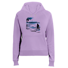 Laden Sie das Bild in den Galerie-Viewer, LONESOME WANDERER | Bio-Hoodie | Damen