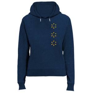 just THE SUN | Organic Hoodie | Damen