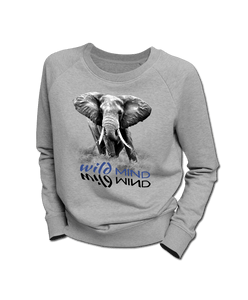 GIANT - wild MIND | Bio-Sweatshirt | Damen