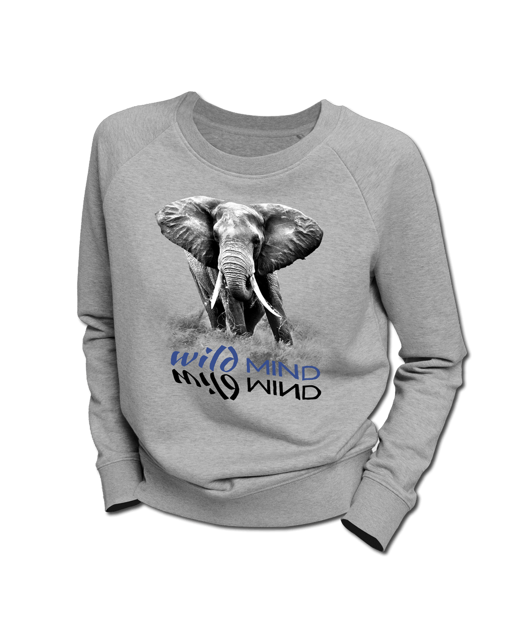 GIANT - wild MIND | Organic Sweatshirt | Damen