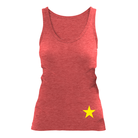 just A STAR | Organic Tanktop | Damen