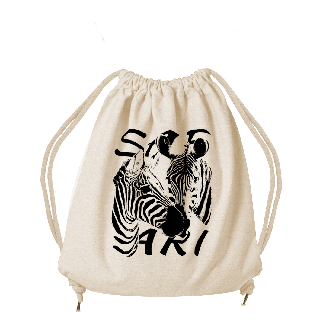 STRIPES - SAFARI | Gym Bag