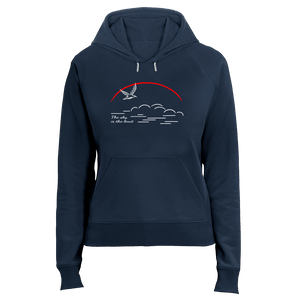 The sky is the limit | Organic Hoodie | Damen