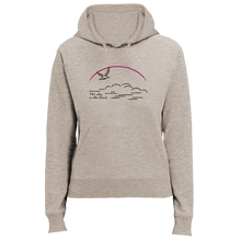 Laden Sie das Bild in den Galerie-Viewer, The sky is the limit | Organic Hoodie | Damen