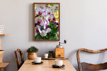 Laden Sie das Bild in den Galerie-Viewer, ORCHID | Poster & Leinwand