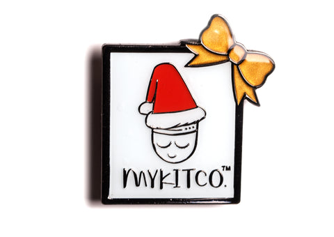 MYKITCO.™ Christmas Badge