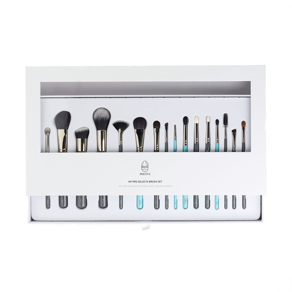 MY PRO SELECTS BRUSH SET™ - MYKITCO.™