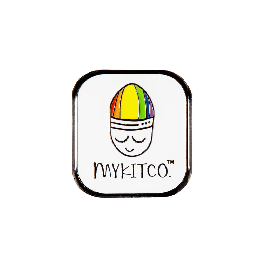 BADGE: RAINBOW HAT - MYKITCO.™