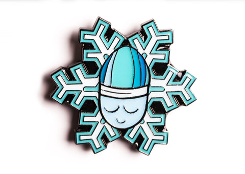 MYKITCO.™ Snowflake Badge