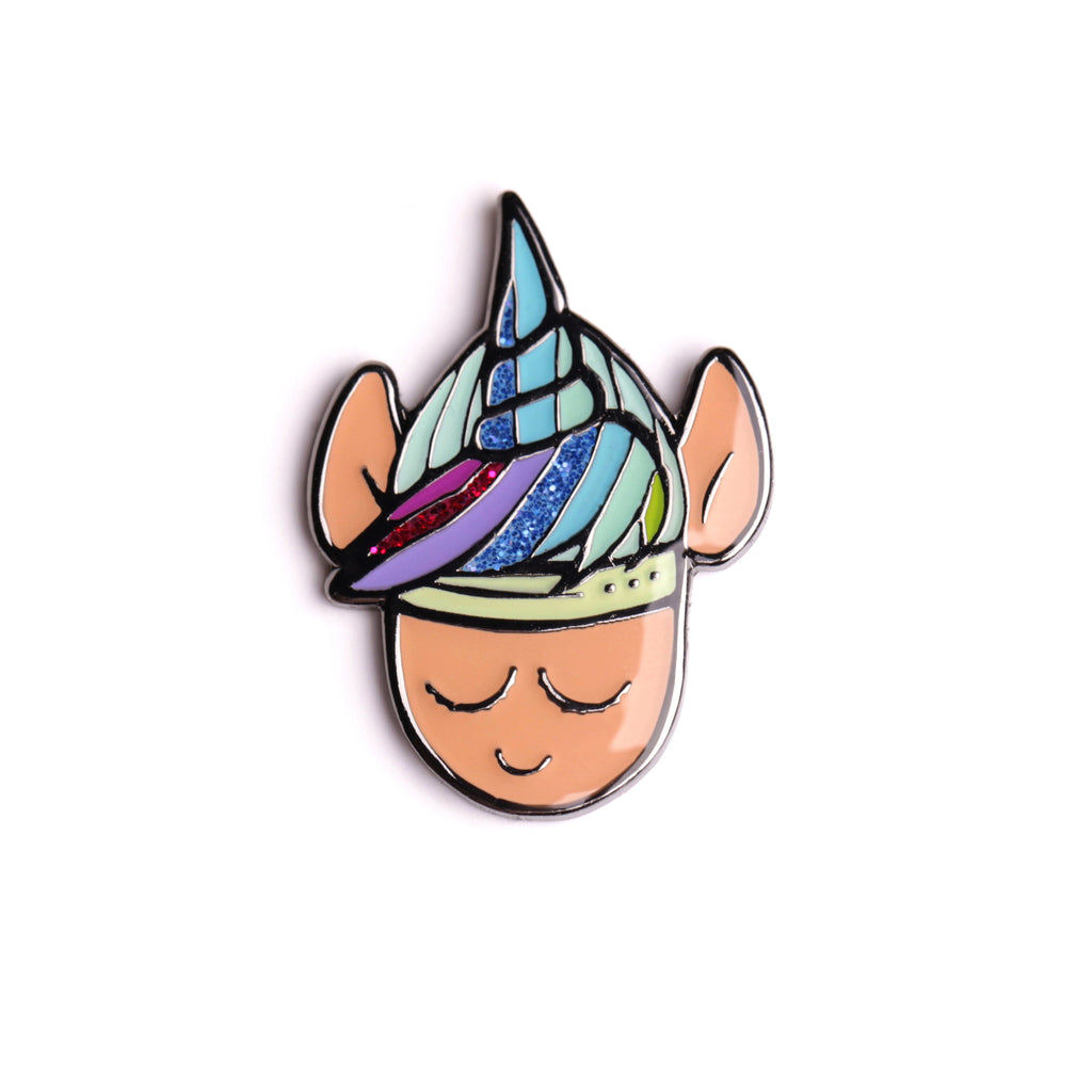 BADGE: UNICORN - MYKITCO.™