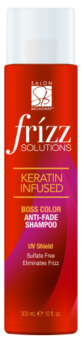Frizz Solutions Boss Color Anti-Fade Shampoo