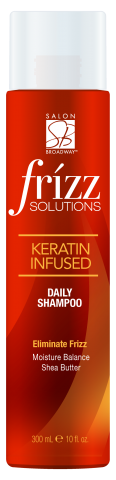 Keratin Infused Daily Shampoo