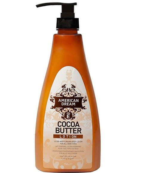 Cocoa Butter Ultra Moisturising Body Lotion